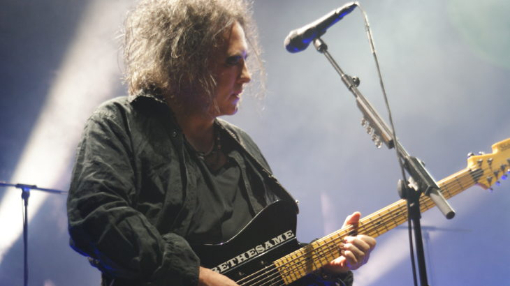Robert Smith von The Cure / (c) Roland Aust
