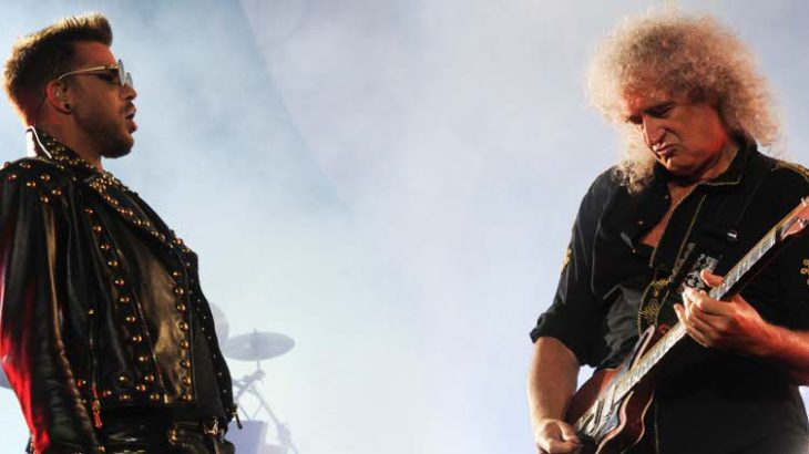 Queen & Adam Lambert (c) Live Nation