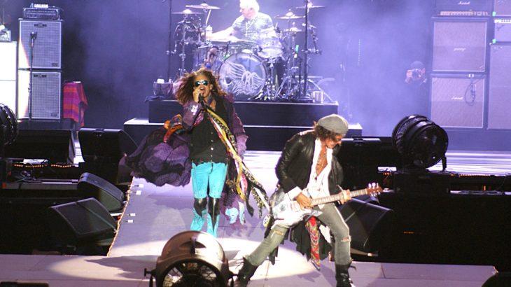 Aerosmith (c) Roland Aust