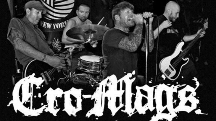 Cro-Mags (c) Four Artists