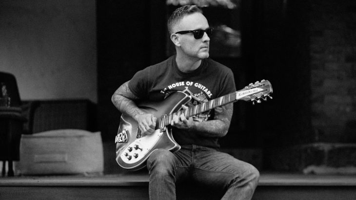 Dave Hause The Mermaid Stellen Bury Me In Philly Live Vor