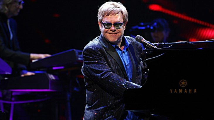 Elton John (c) Melanie Escombe