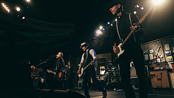 Flogging Molly (c) Four Artists