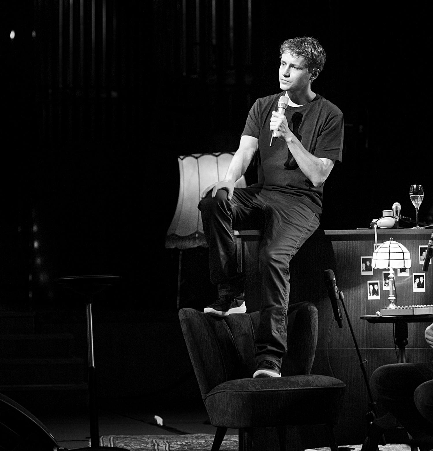 Tim Bendzko Geht Wieder Auf Wohnzimmer Konzert Tournee