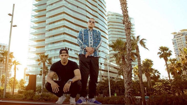 Bonez MC & RAF Camora (c) Kingstar Music