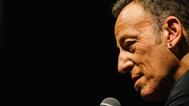 Bruce Springsteen (c) Duncan Louw / Sony Music
