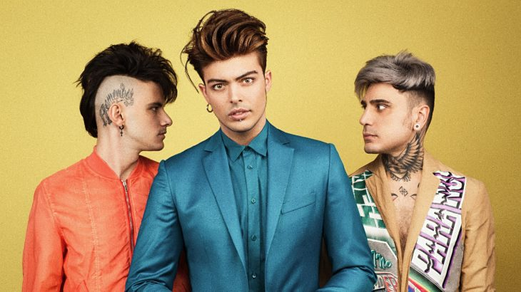 The Kolors (c) United Promoters