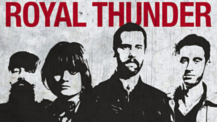 Royal Thunder (c) Wizard Promotions