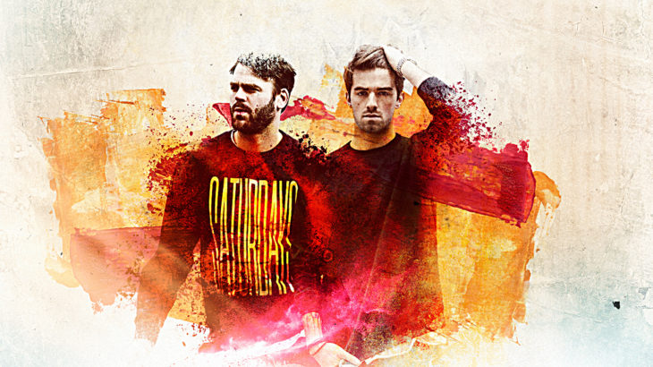 The Chainsmokers (c) Sony Music