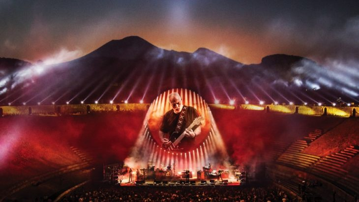 David Gilmour Live At Pompeii (c) Sony Music