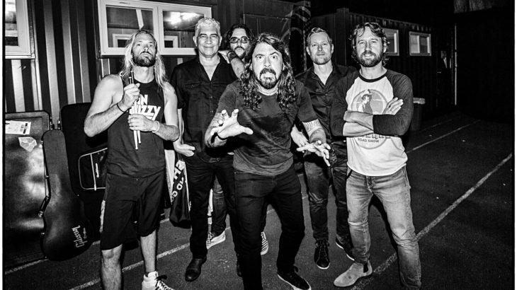 Foo Fighters (c) FKP Scorpio