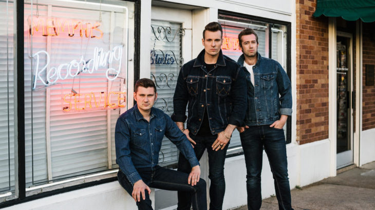 The Baseballs (c) Warner Music