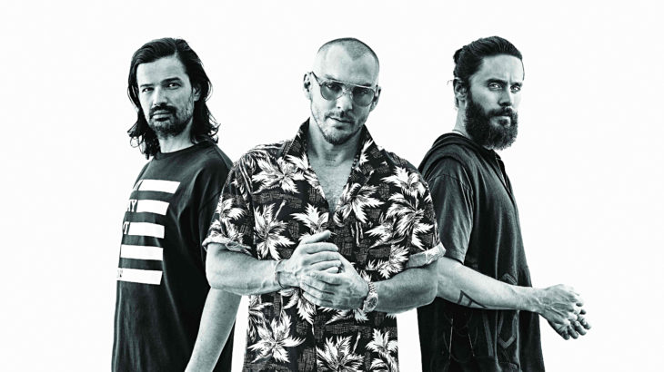 Thirty Seconds To Mars (c) Nabil