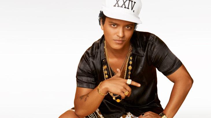 Bruno Mars (c) Atlantic Records