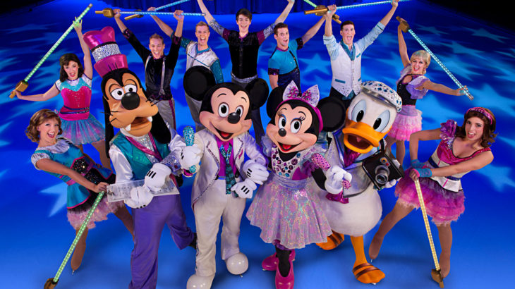 Disney On Ice Neue Show Das Zauberhafte Eisfestival Ab Herbst 2018