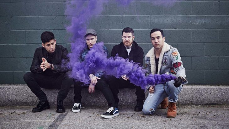 Fall Out Boy (c) Live Nation