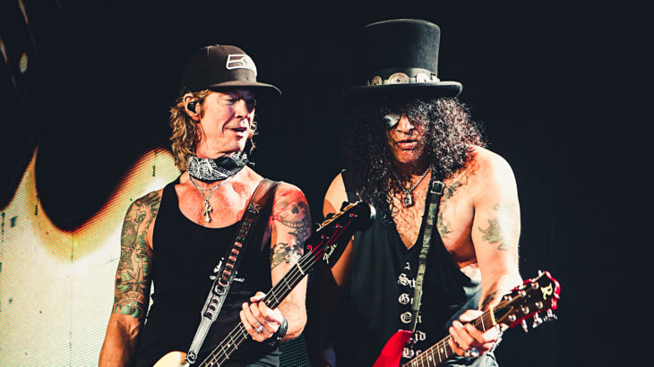 Guns N' Roses (c) Live Nation