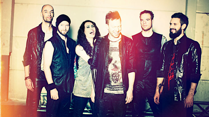Within Temptation (c) Patric Ullaeus