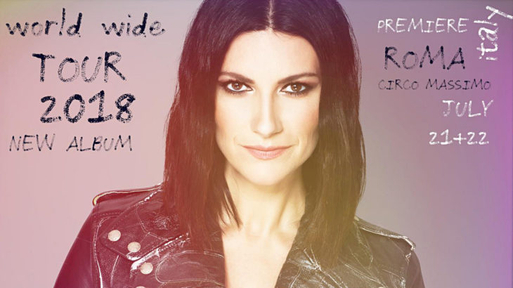 Laura Pausini (c) United Promoters