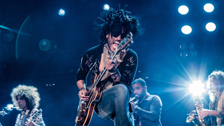 Lenny Kravitz (c) Mathieu Bitton