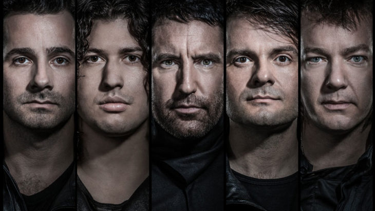 Nine Inch Nails (c) Baldur Bragson