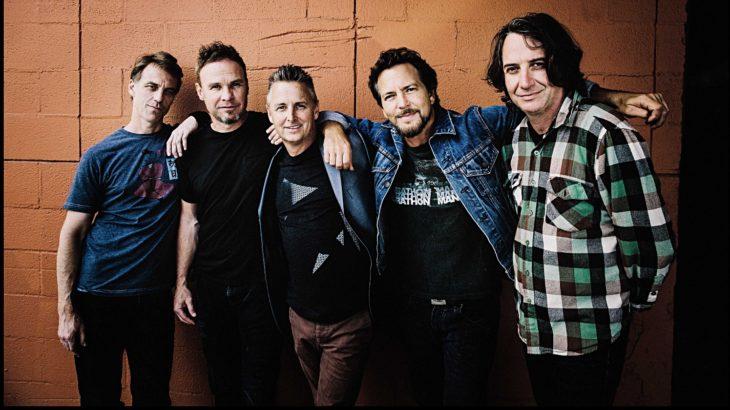 Pearl Jam (c) Universal Music