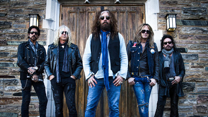The Dead Daisies (c) Wizard Promotions