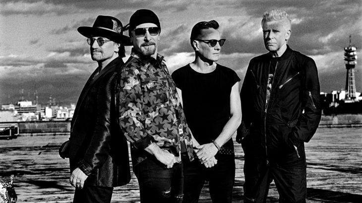 U2 (c) Anton Corbijn