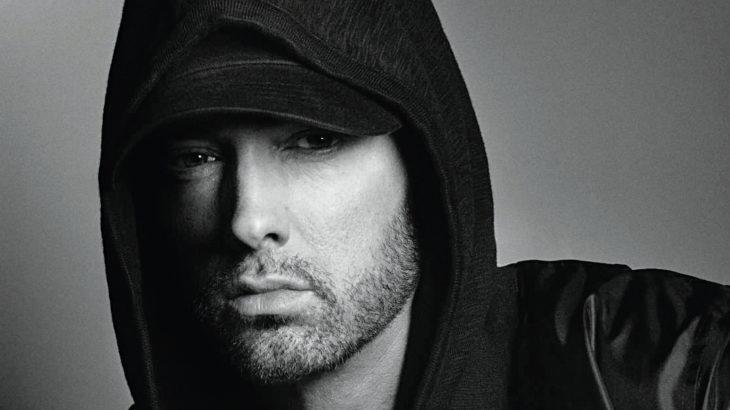 Eminem (c) Craig McDean