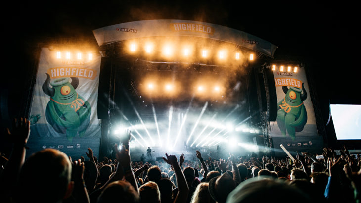Highfield Festival (c) FKP Scorpio