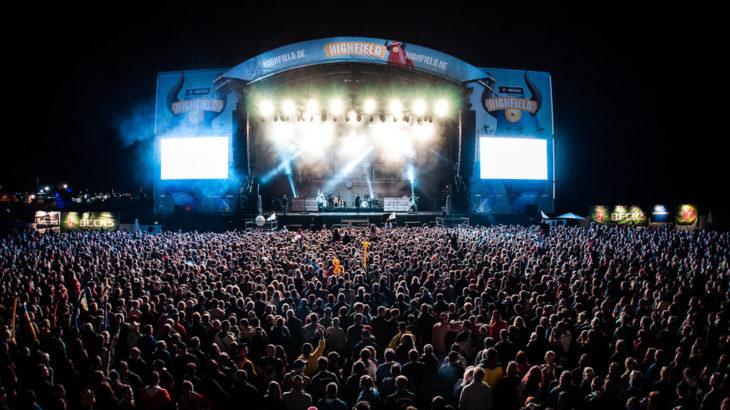 Highfield Festival (c) FKP Scorpio Konzertproduktionen GmbH