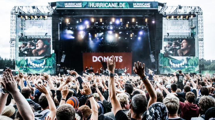 Hurricane Festival 2018 (c) FKP Scorpio Konzertproduktionen GmbH