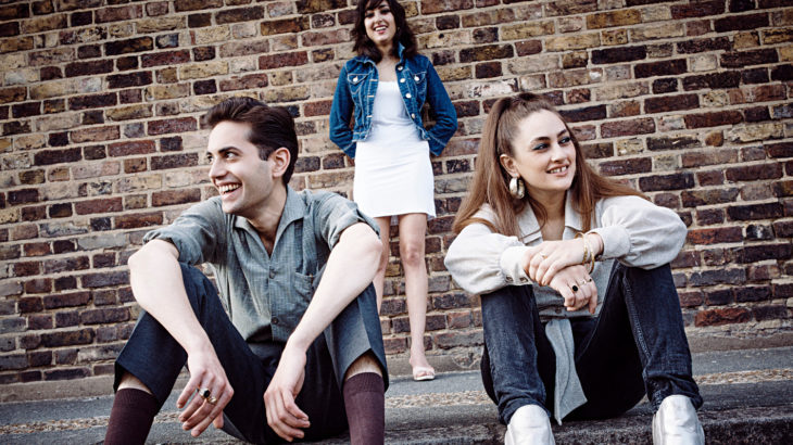 Kitty, Daisy & Lewis (c) Live Nation