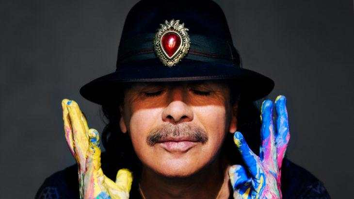 Santana (c) Sony Music