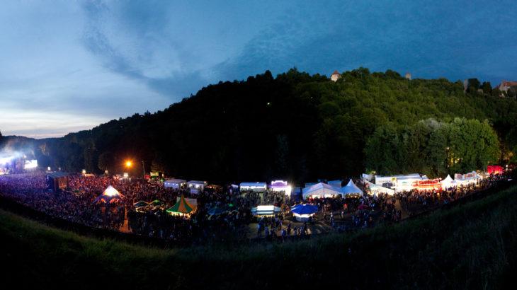 Taubertal Festival (c) KARO Konzert-Agentur Rothenburg