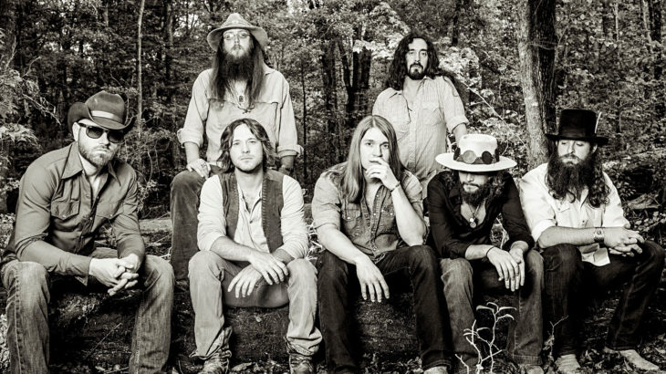 Whiskey Myers (c) Wizard Promotions