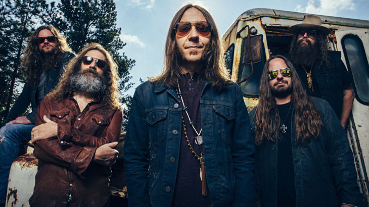 Blackberry Smoke (c) David McClister