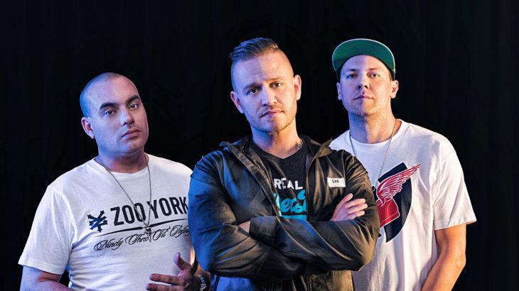 Hilltop Hoods (c) Four Artists