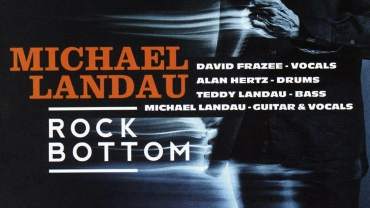 Michael Landau - Rock Bottom (c) Mascot