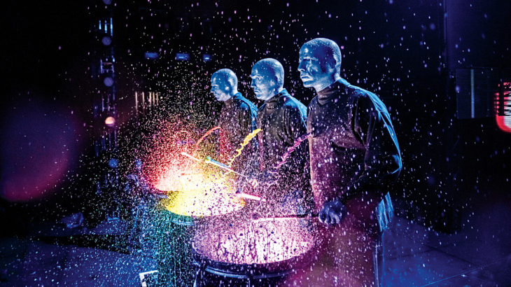 Blue Man Group (c) Blue Man Productions LLC