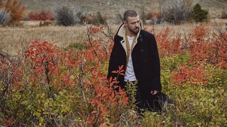 Justin Timberlake (c) Sony Music