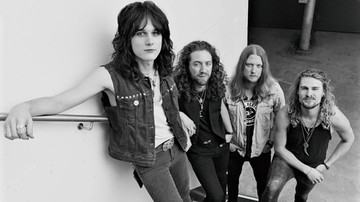 Tyler Bryant And The Shakedown (c) Wizard Promotions