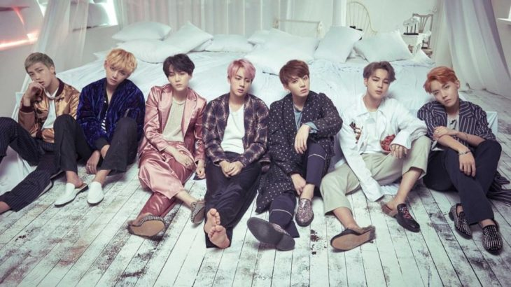 BTS (c) Bighit Entertainment