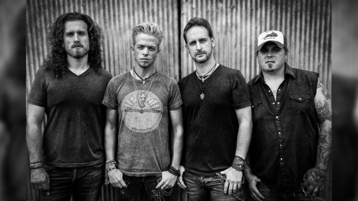 Black Stone Cherry (c) Mascot Records