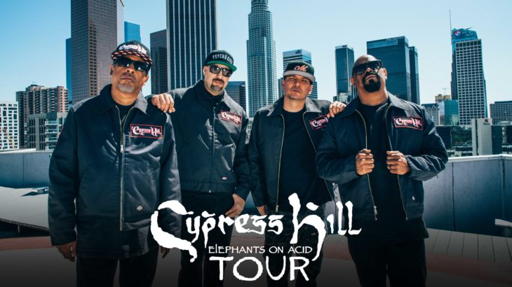 Cypress Hill Elephants On Acid