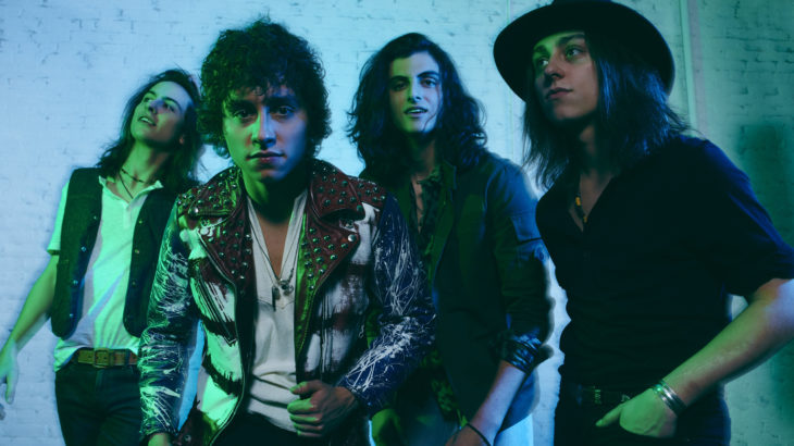 Greta Van Fleet (c) Live Nation
