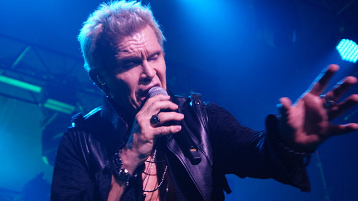 Billy Idol (c) Roland Aust