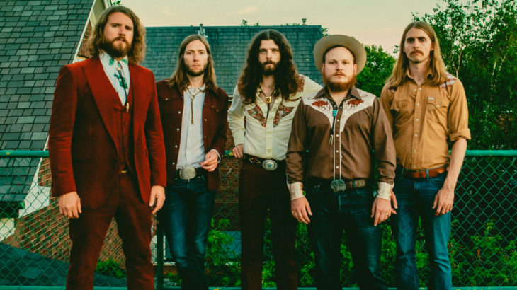The Sheepdogs (c) Dunlap Summer