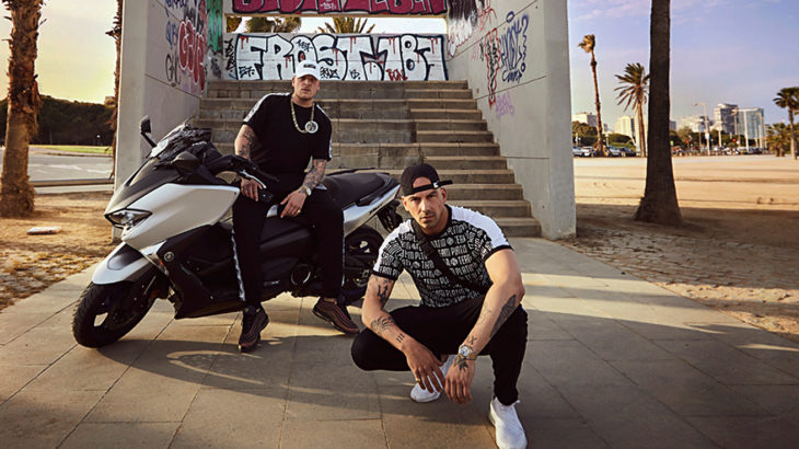 Bonez MC & RAF Camora (c) Kingstar