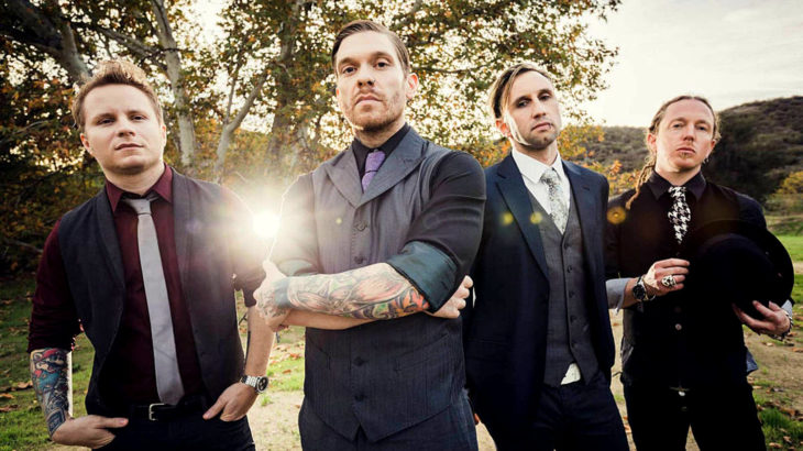 Shinedown (c) Atlantic